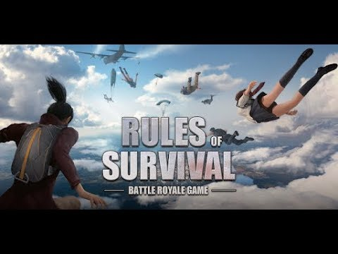 Rule of survival Norint. XD Live Stream ( No AUDIO )