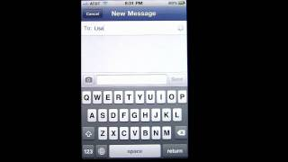 Facebook Messenger iPhone App Review