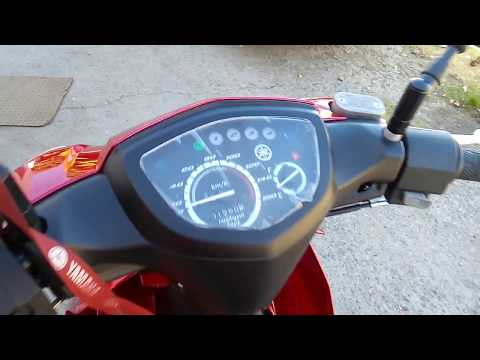 Yamaha New Crypton 110cc 2017 Argentina