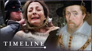 Witches: A Century of Murder Part 2 of 2 (Witch Trial Documentary) | Timeline