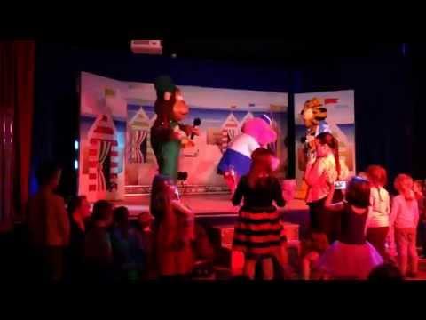 Funstars Go Live Haven Holidays Seaside Squad Reighton Sands 2014