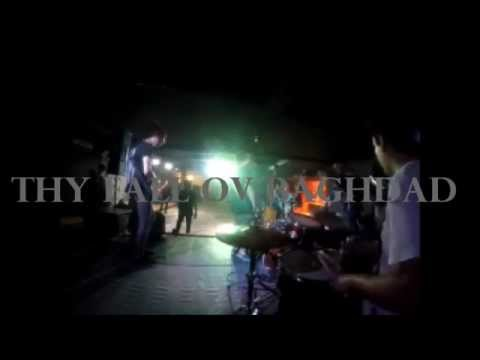 Thy Fall Ov Baghdad - Intro + Shadow Moses (BMTH Cover) Live at Rising Star Vol 2, Ipoh (Drum Cam)