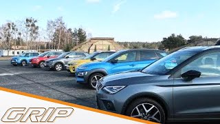 Das beste City-SUV | Der Ultimative Test | GRIP