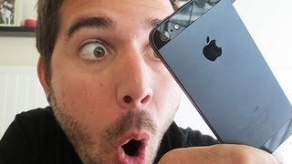 iPhone 5 Review & Unboxing Of DOOM!
