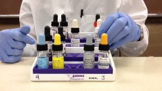 Blood Bank - Reagent Rack