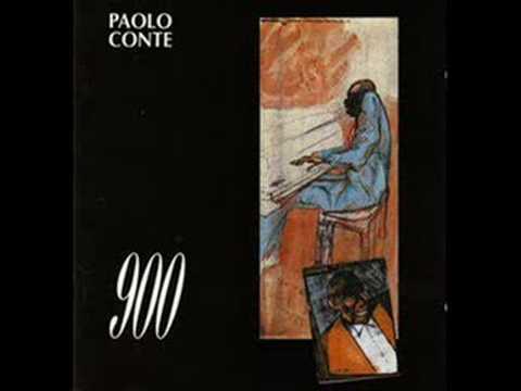 Paolo Conte - Il Treno Va