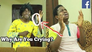Mothers Claim Everything In An African Home | African Comedy ( Mark Angel Comedy like...)