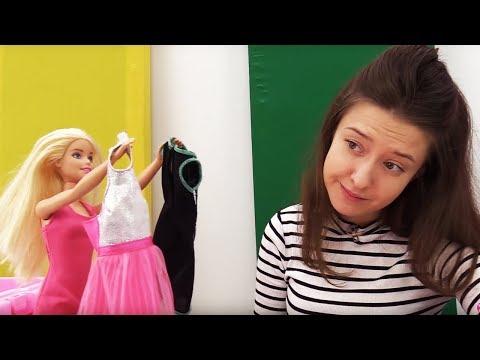 Барби идёт на кастинг - Видео для девочек