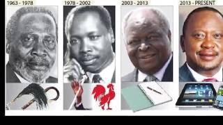 Orodha  Rais Wa Kenya Tangu Ukoloni Kenya Presidents