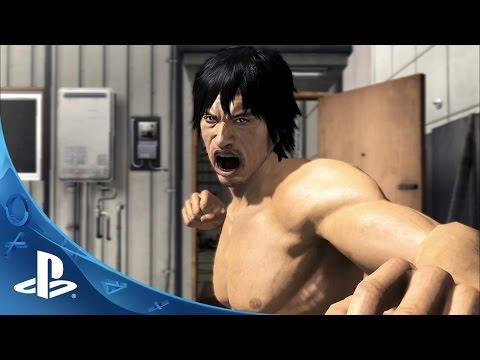 Yakuza 5 - Announcement Trailer | PS3