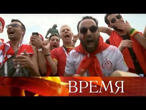 Чемпионат мира по футболу FIFA 2018 в России™: все свои на этом празднике футбола.
