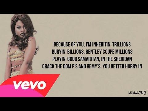 Lil' Kim - I Can Love You (Lyrics Video) Verse HD