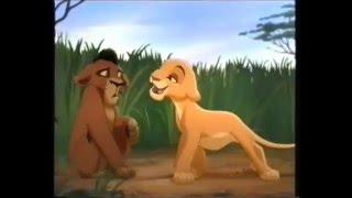 Disney's Lion King 2 Simba's Pride Trailer 1998 (VHS Capture)