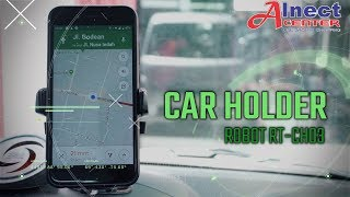 Car Dashboard Phone Holder Robot RT-CH03 (Ninety-Second Review)