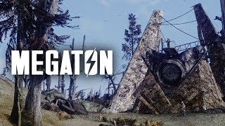 The Full Story of Megaton & the People Who Live There - Fallout 3 Lore