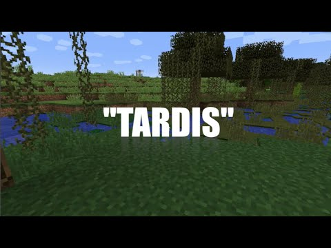 Minecraft 1-minute Plugin Review: TARDIS (1.8.3) Doctor Who