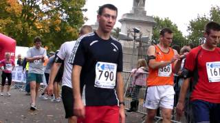 Leicester Marathon (11th October 2009)