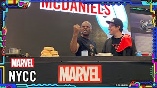 Eat the Universe LIVE with Run-DMC at NYCC 2019!