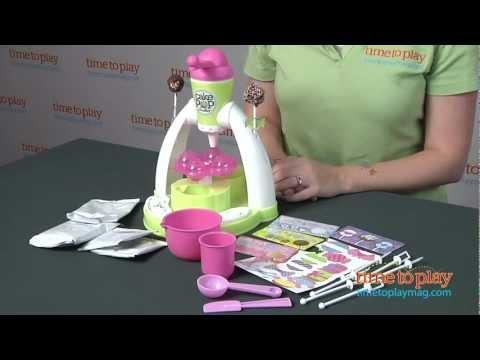 Cool Baker Cake Pop Maker from Spin Master