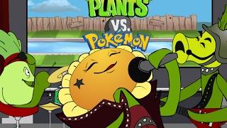 Plantas vs zombies animado Music (PARODIA) Jehu Llerena