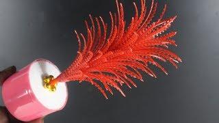প্লাস্টিক দিয়ে নাইস গিফট আইডিয়া | Awesome Arts and Crafts With Plastic Basket