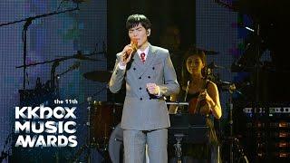 蕭敬騰 Jam Hsiao - 一次幸福的機會 / 城裡的月光 / 愛的箴言 【第 11 屆 KKBOX 風雲榜】