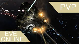 EvE Online: Navy Dominix, The First jump in Low sec, Highlight