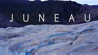 JUNEAU ll Whale Watching & Mendenhall Glacier