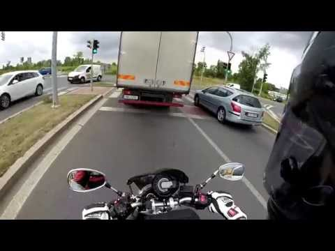 Yamaha FZ6 N / GoPro Hero 3 /Czech - Daily Observations 2