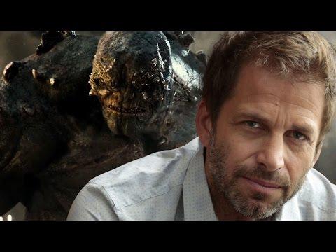 Zack Snyder talks Batman v Superman trailer complaints - Collider