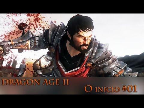 Dragon Age 2 - O Inicio | Detonado 01