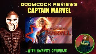 CAPTAIN MARVEL REVIEW!