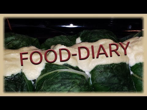 WHAT I EAT - FOOD-DIARY vegan - 7 Tage - Rezeptideen