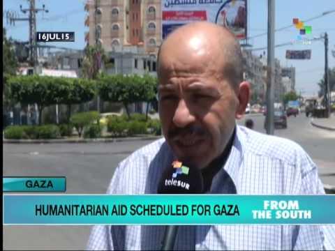 Israel Opens Gaza Border Crossing