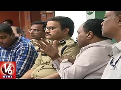 GHMC Commissioner Dana Kishore Wants Debris To Be Cleared On Priority | V6 News