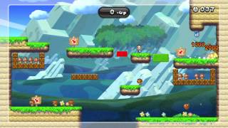 The Perpetual Shell Gold Medal - New Super Mario Bros. U (10-up)
