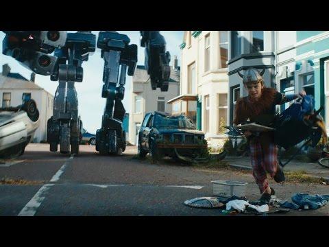 [로봇 오버로드] 로봇에게 장악 당한 미래! 인간을 지배하는 로봇! (2017.01.19)