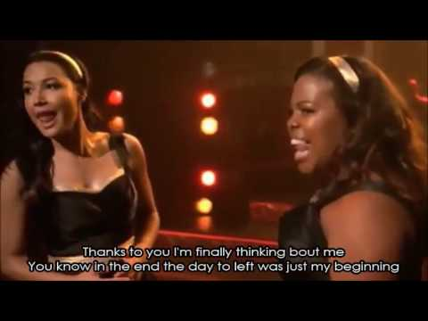 Glee - Stronger (What Doesn't Kill You) (Full Performance with Lyrics)