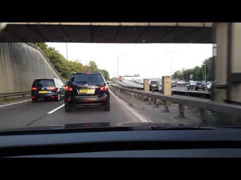 LGR London Greek Radio and London traffic A406