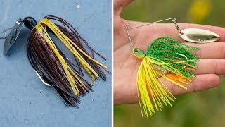 download lagu Bladed Jig Vs Spinnerbait: When To Throw Each? gratis