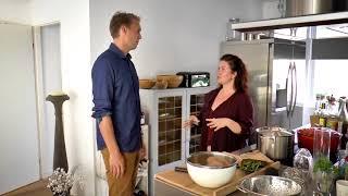 Henk & Ingrid Van Gas Los #7 – Koken op inductie met Francesca
