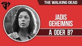 [Theorie] Was bedeutet A oder B? | Jadis Geheimnis mit dem Helikopter | Walking Dead Serienheld