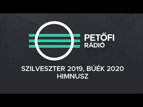 Petőfi Rádió szilveszter 2019, BÚÉK 2020 - Himnusz