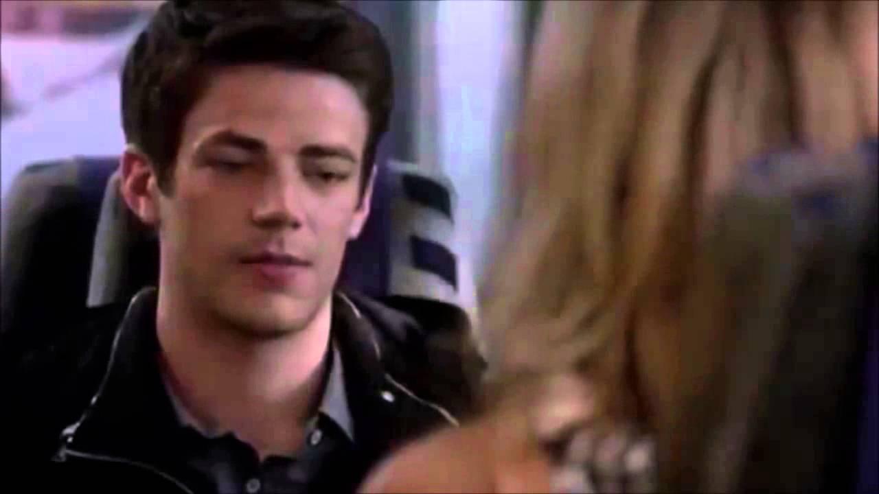 Flash Barry Kiss Barry Felicity Kiss hd