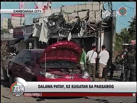 Abu Sayyaf, Sinisisi Sa Pagsabog Sa Zamboanga City video