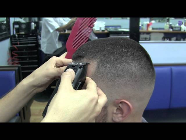 New York Barber Shop- Super Skin Fade