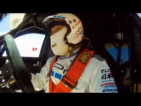 �GoPro HD: Pikes Peak 2011 Monster Tajima's World Record�