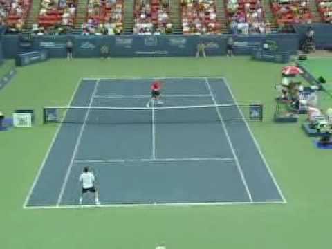 2009 Olympus US Open Series - Week 1 Highlights (Men's)