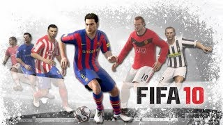 | Lần Đầu Chơi FIFA | FIFA 10 |