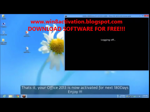 Latest Microsoft Office 2013 KMS Activator x64 & x32bit